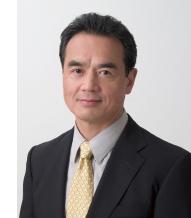 代表取締役 松井義治 MBA,CMA,CAIA,CBC